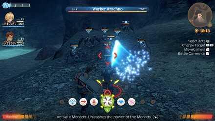 Xenoblade Chronicles Arachno Ambush.jpg