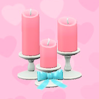 Wedding Candle Set Image