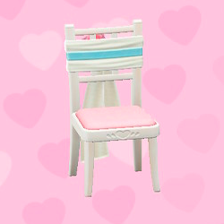 ACNH - Wedding Chair.png