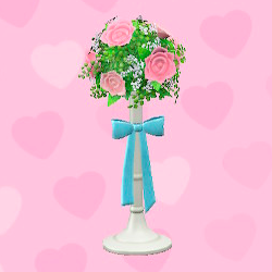 Wedding Flower Stand Icon