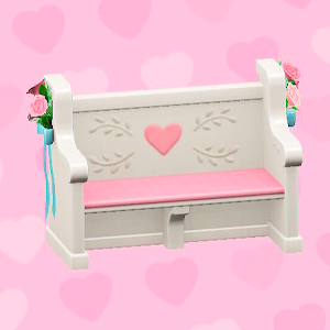 Wedding Bench Image
