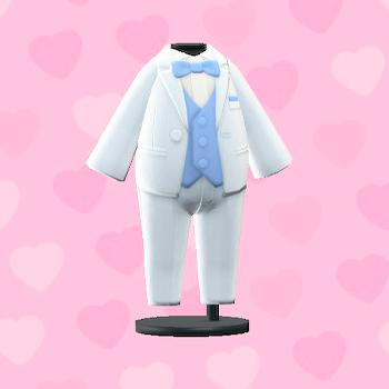 ACNH - Wedding Tuxedo Image