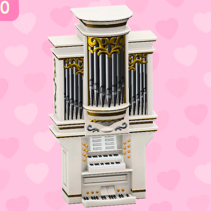 Wedding Pipe Organ Image