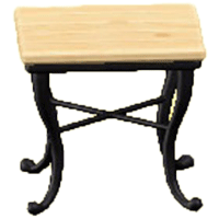 Natural Square Table.png