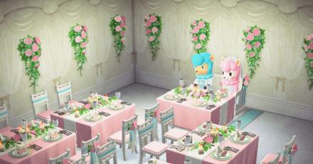 ACNH - Wedding Season DLC Items