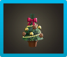 Tabletop Festive Tree Icon