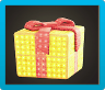 Illuminated Present Icon