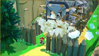 Paper Mario Origami King Image 4