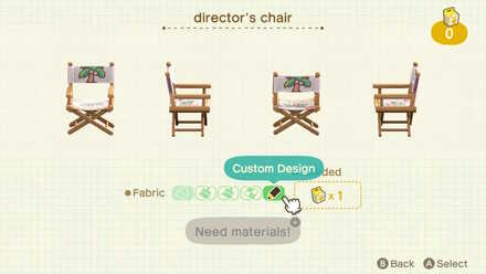 List Of Items Customizable With Custom Designs Acnh Animal Crossing New Horizons Switch Game8