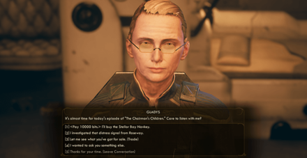 Gladys_The Outer Worlds