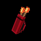 Flaming Quiver Image