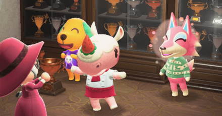 Animal Crossing New Horizons (ACNH) Villager Ranking header