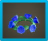 Blue Rose Crown Image