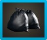 Trash Bags Icon
