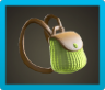 Knitted-Grass Backpack Image