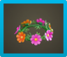 Lovely Cosmos Crown Icon