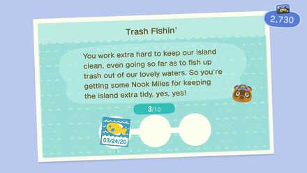 Trash Fishin