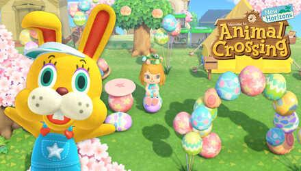 ACNH - Bunny Day DLC