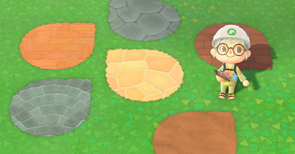 How to Create Paths | ACNH - Animal Crossing: New Horizons ...