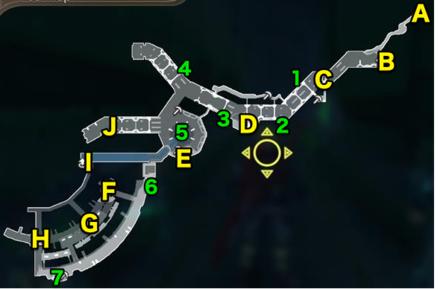 Sword Valley Map