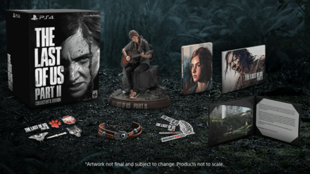Last of Us - Collector