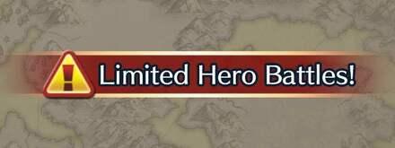 Limited Hero Battles Banner