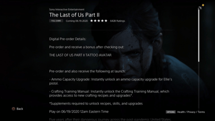PSN buy page Last of Us 2.png