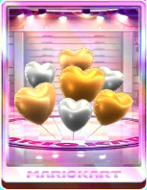 Silver-and-Gold Hearts