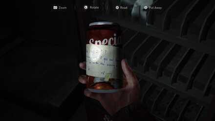 Soda Can Code