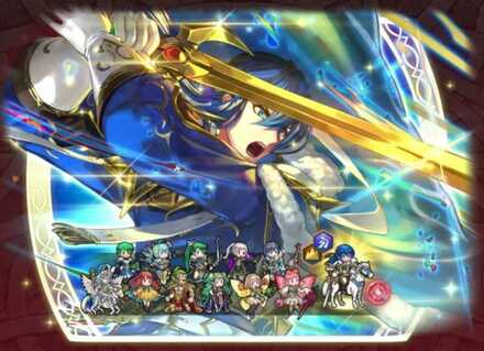Seliph - Scion of Light Banner