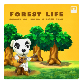 Forest Life Image