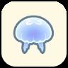 Moon Jellyfish Image