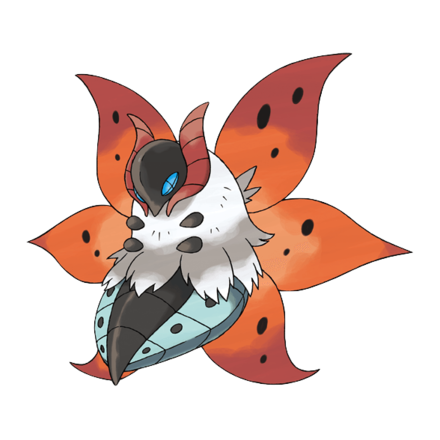 Volcarona Icon.png