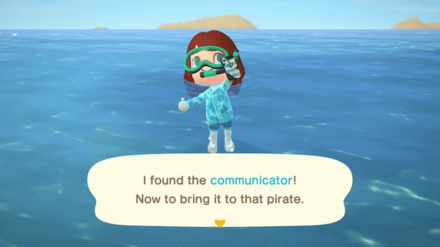 Find Pirate Gulliver