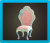 Mermaid Chair Icon