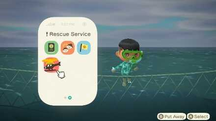 Rescue Service App while Swimming.jpg