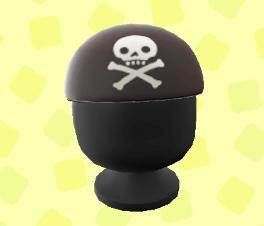 Pirate Bandanna - Black.png