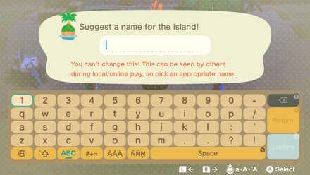 Typing in island name.jpg