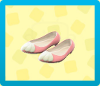 Mermaid Shoes - Pink