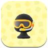 Orange Snorkel Icon.png