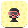 Red Snorkel Icon.png