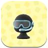 Black Snorkel Icon.png