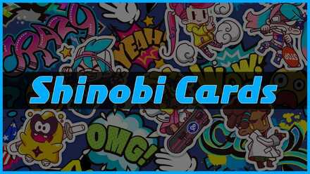 Shinobi Cards