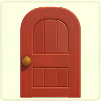 red wooden door.png
