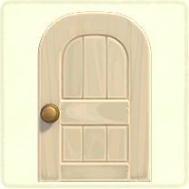 white wooden door.png