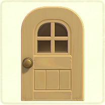 beige windowed door.png