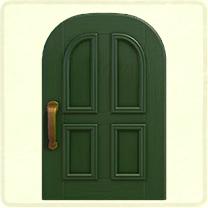 green common door.png
