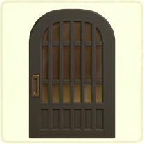 black latticework door.png