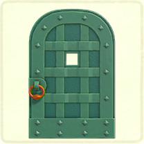 green iron door.png