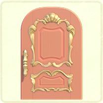 ACNH - pink fancy door.png